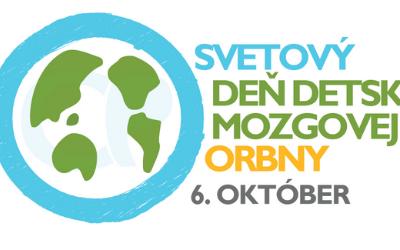 6. 10. 2019 – Svetový deň detskej mozgovej obrny