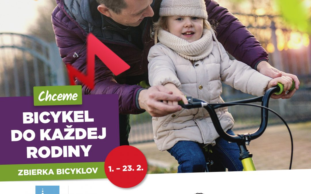 Bicykel do každej rodiny